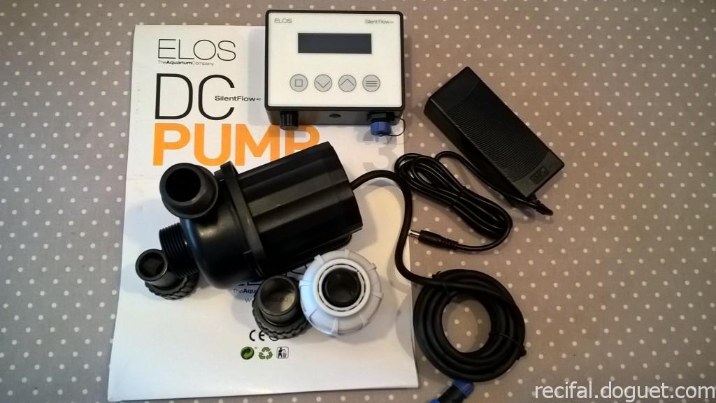 ELOS DC6000 - Contenu 1/2