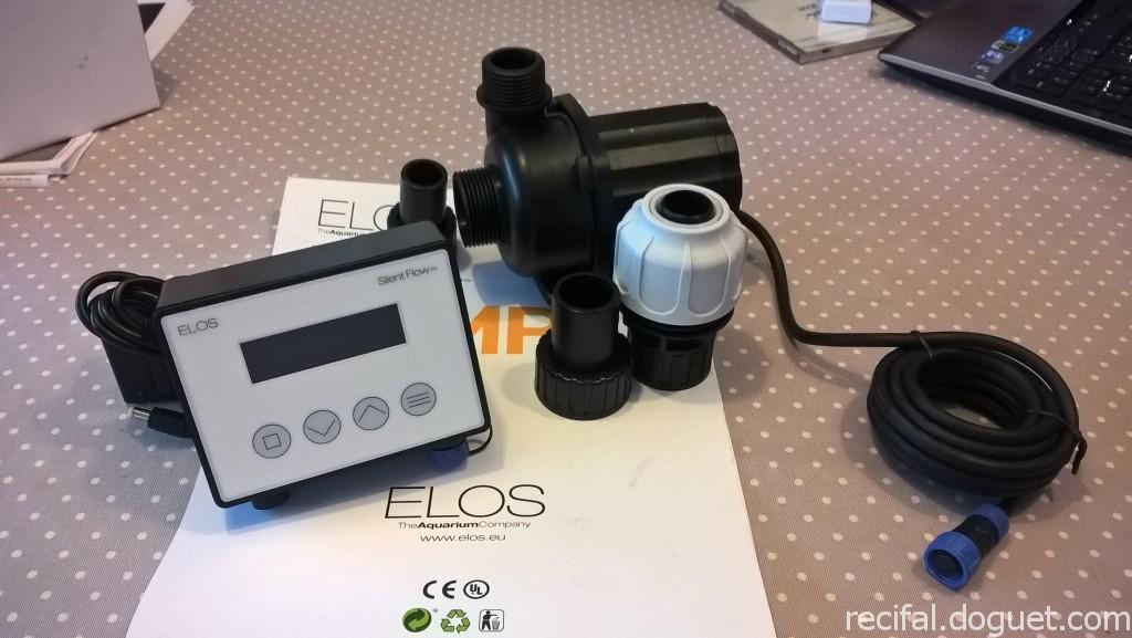 ELOS DC6000 - Contenu 2/2