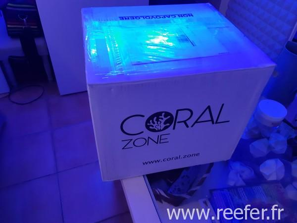 Unboxing Coral Zone - 1