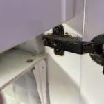 ELOS 120 charnière rouillée avec du frameto